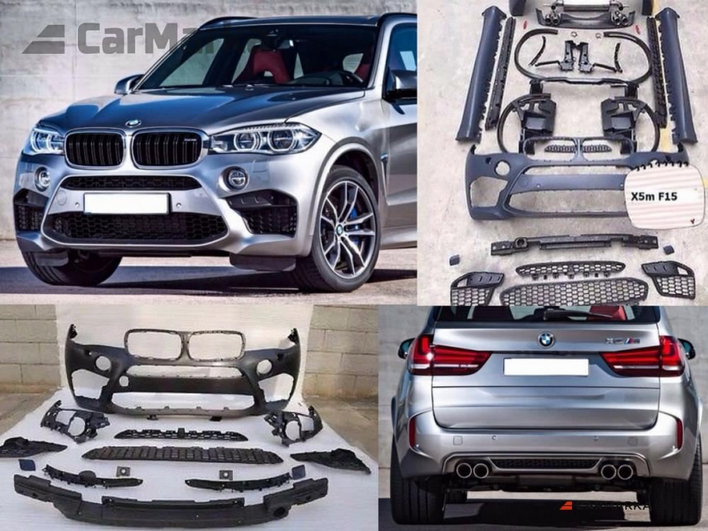 bmw x5 f15 x5m 2013 bodykit m look cm bmf15x5ktm. Black Bedroom Furniture Sets. Home Design Ideas
