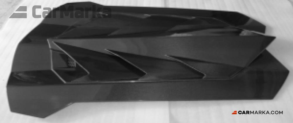 lamborghini aventador lp700 carbon fiber rear engine hood. Black Bedroom Furniture Sets. Home Design Ideas