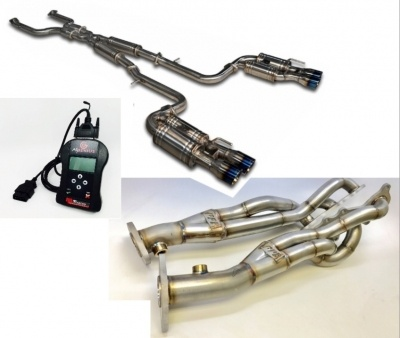 LEXUS IS250(IS350) 2013- RC3XX RWD PERFORMANCE UPGRADE PACKAGE | CM-LRCEXHKT