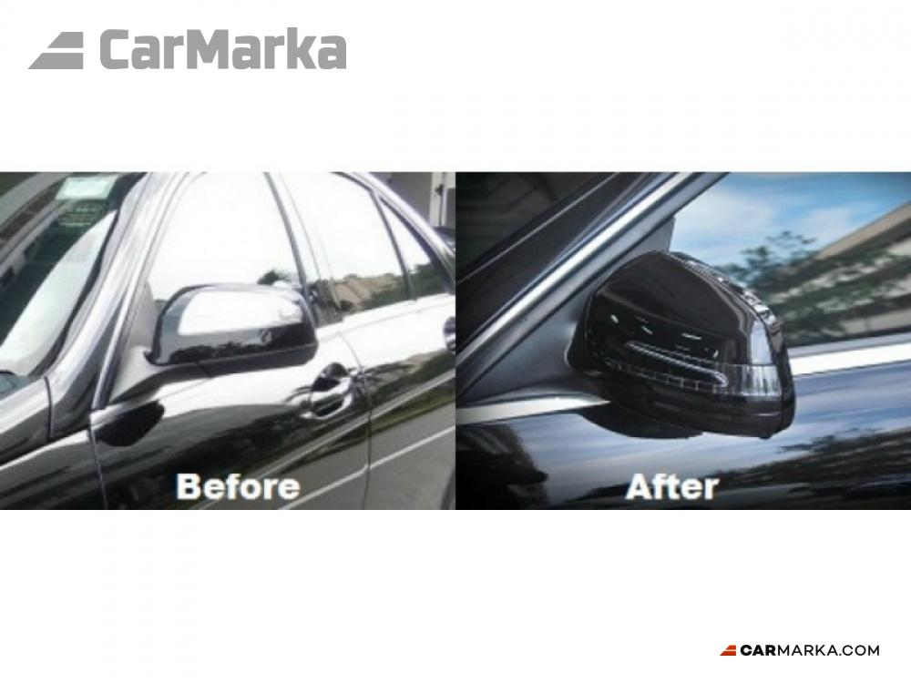 Mercedes benz c class w204 2008 door mirrors set face for Mercedes benz rear view mirror replacement