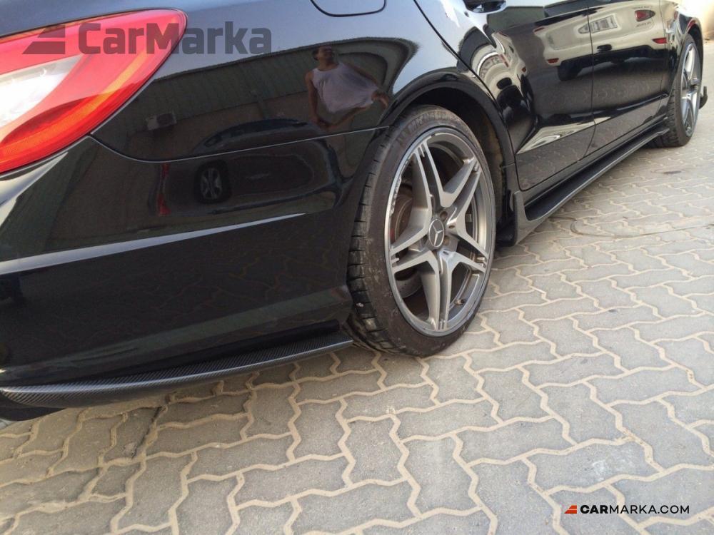 Mercedes Benz Cls Class W218 2012 Rear Bumper Lower