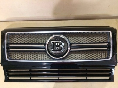 Mercedes benz g class w463 g63 g65 radiator grille for Buy mercedes benz g class
