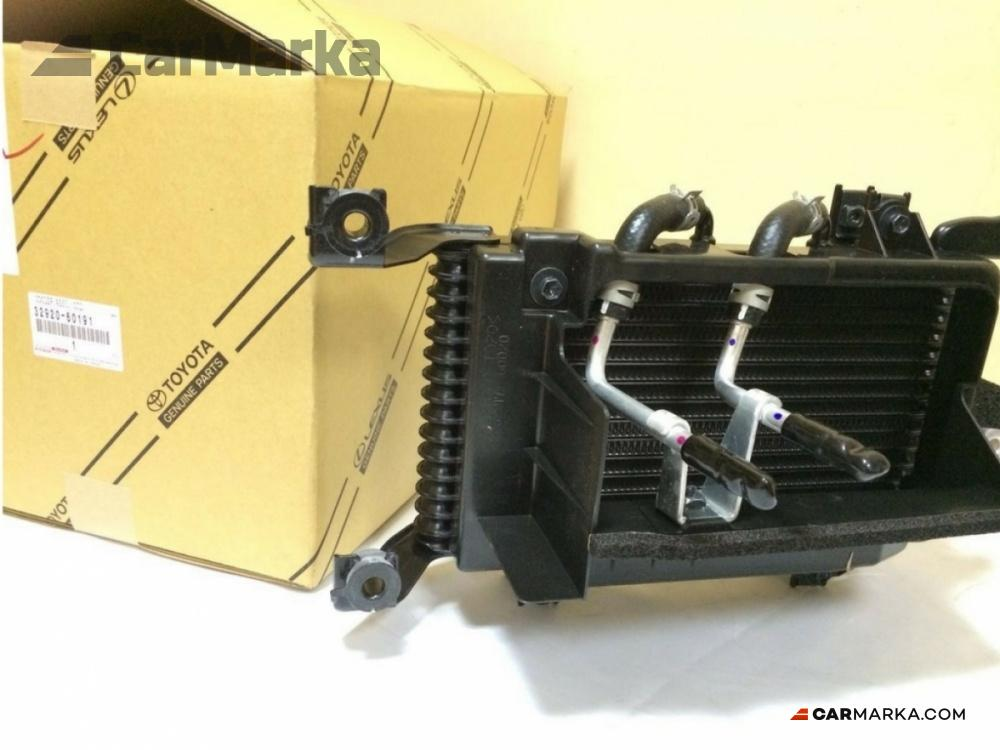 TOYOTA LAND CRUISER 200 2016- Engine oil cooling radiator assy genuine    CM-LC200ENOLCLR