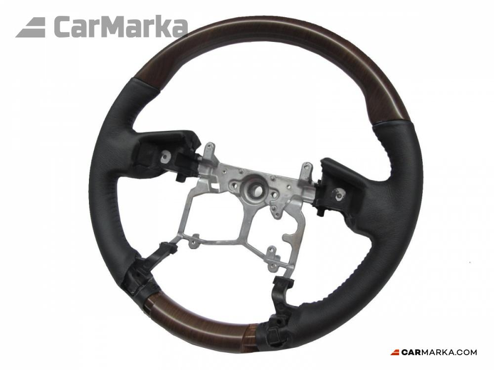 Toyota Land Cruiser Prado 150 2014 Steering Wheel Black