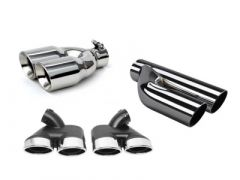 Universal Exhaust Systems, Tail Tips