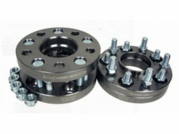 Wheel Spacers, Adaptors With Studs