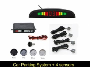 INFINITY 7 SERIES E66 1998- Car Parking System 4 Sensors Type | CM-UNIPSWLCMNT