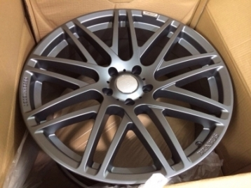 CM-R22WRGBGR R22 wheel rims set b style grey