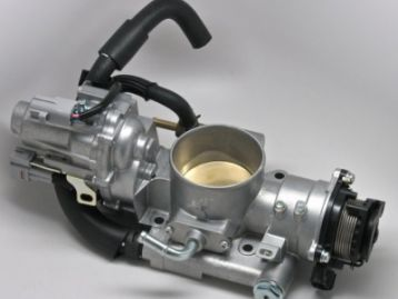 CM-TYLX02THRBDY LEXUS LX470 1998- 4.7L V8 Genuine Throttle Body w/ Motor 22030-50142