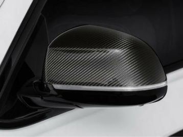 BMW X5 F15(X5M) 2013- Carbon fiber mirror covers replacement type | CM-BMXFMRCVRC