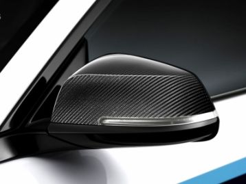 BMW 5 SERIES F10(M5) 2010- Carbon fiber replacement mirror body | CM-BM3SERMIRCF