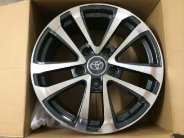 TOYOTA LAND CRUISER 200 2016- R20 Alloy Wheel Rims Set of 4 PCD 5x150 Aftermarket | CM-5X150LC16R20PNT