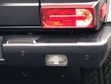 CM-W463RRBCCV MERCEDES-BENZ G CLASS W463 (G63/G65) Rear bumper side corners set