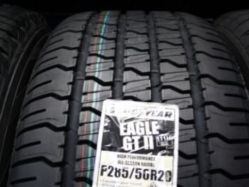 4 SERIES F32, F82(M4) 2014- Good Year 285.50R20 Tyre CM-GYR285/50R20 | Buy Online