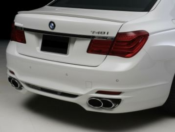 BMW 4 SERIES F32, F82(M4) 2014- REAR BUMPER AND EXHAUST TIPS W STYLE | CM-BMF01RRBMEWL