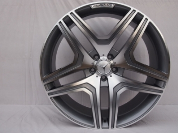 CM-R205X130GCLAMSL Wheel Rims R20 5x130 set MB1