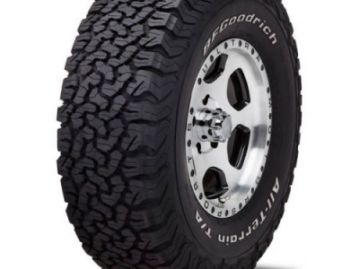 BF Goodrich 275.55R20 All Terrain Tyre CM-TR20BF27555AT | Buy Online