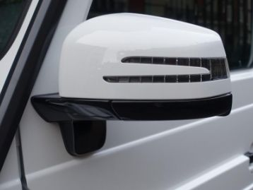 MERCEDES-BENZ X5 F15(X5M) 2013- Door mirrors set white | CM-W463FLDRMW