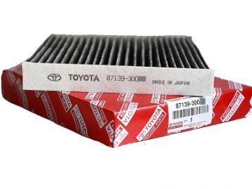 CM-TYLECABAFL TOYOTA GS350 2006- cabin air filter