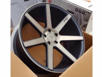 CM-5X112MBR20NBR R20 5x112 alloy wheel rims set of 4 NICHE