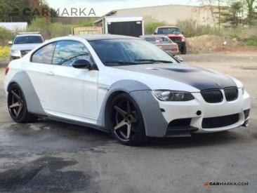 BMW 3 SERIES E92(93)M3 2 DOOR 2008- FENDER EXTENSIONS SET WIDE BODY | CM-E92MFFLRST buy carmarka.com