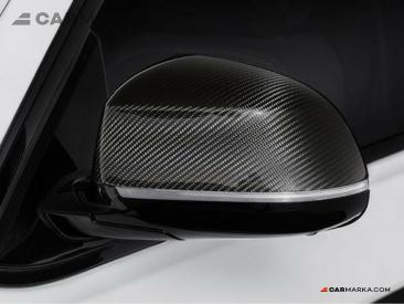 BMW X4 F26 2014- Carbon fiber mirror covers replacement type | CM-BMXFMRCVRC buy carmarka.com