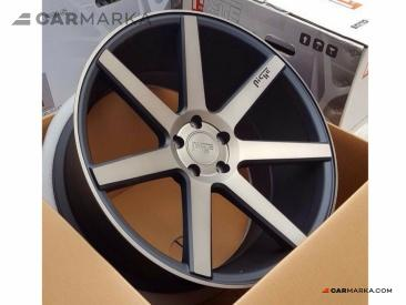 R20 5x112 alloy wheel rims set of 4 NICHE CM-5X112MBR20NBR | Buy Online buy carmarka.com