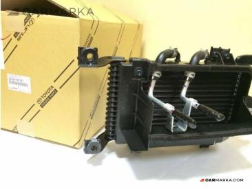 Toyota land cruiser 200 2012 engine oil cooling radiator for Toyota genuine motor oil equivalent
