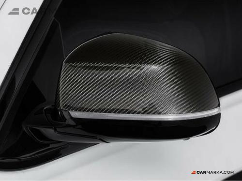 BMW X6 F16(X6M) 2014- Carbon fiber mirror covers replacement type | CM-BMXFMRCVRC buy carmarka.com