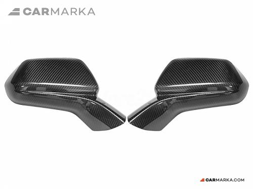 CHEVROLET CAMARO (CAMARO SS) 2013- Mirror Covers Set 2016- Carbon Fiber | CM-CHC16SDMCVCF buy $ 165.00
